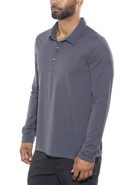 Craghoppers NosiLife Ellerbek Polo Men Ombre Blue